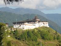 Daga Trashiyangtse Dzong in Dagana